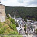 Luxembourg, Esch sur Sure: charming village